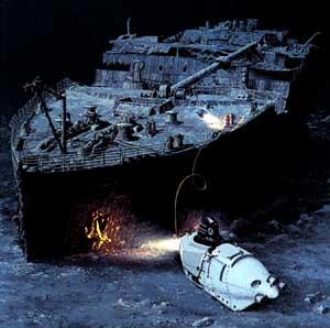titanic-naufragado