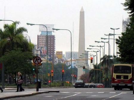 INVIERNO EN BUENOS AIRES