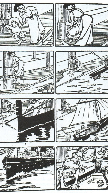 COMIC  LA INTERPRETACIÓN DE LOS SUEÑOS - FREUDimg187