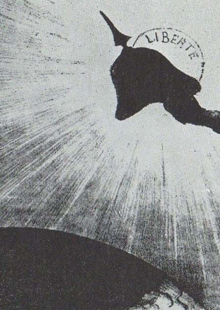 MIERCOLES 26 - DAUMIER - EL ECLIPSE DE LA LIBERTAD - 1871- img184