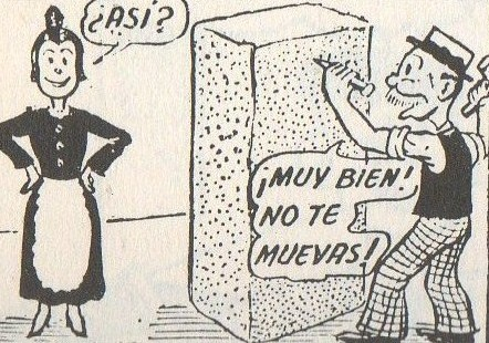VIERNES 21 - DON SIMON Y SU HOBBY por FRANCHOT (ROBERTO SERRANO y DOMINGO M. REPETTO).